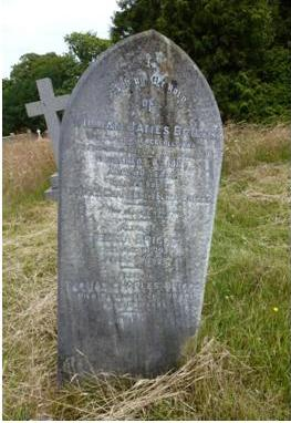 Briggs, William James, Eliza and Thomas Charles